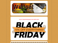 Wildcat Wholesale Black Friday 2017 Email