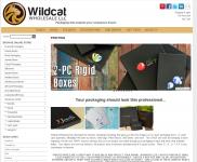 Wildcat Wholesale - Printing Webpage
